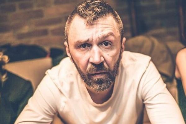 Сергей Шнуров стал «Человеком года» (фото)