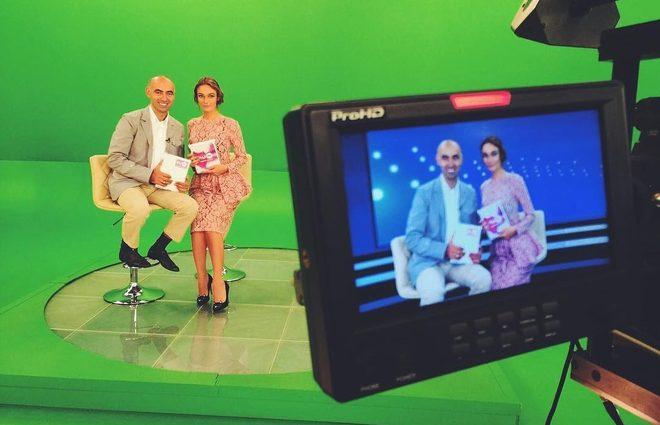 Алена Водонаева попробует себя в роли ведущей мистического шоу (фото)