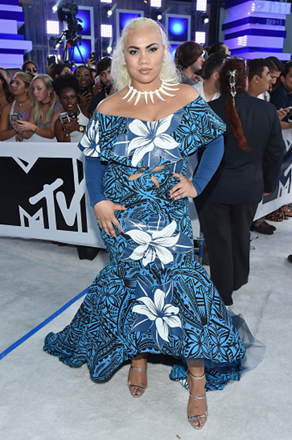 NEW YORK, NY - AUGUST 28:  Choreographer Paris Goebel attends the 2016 MTV Video Music Awards on August 28, 2016 in New York City.  (Photo by John Shearer/Getty Images for MTV.com)