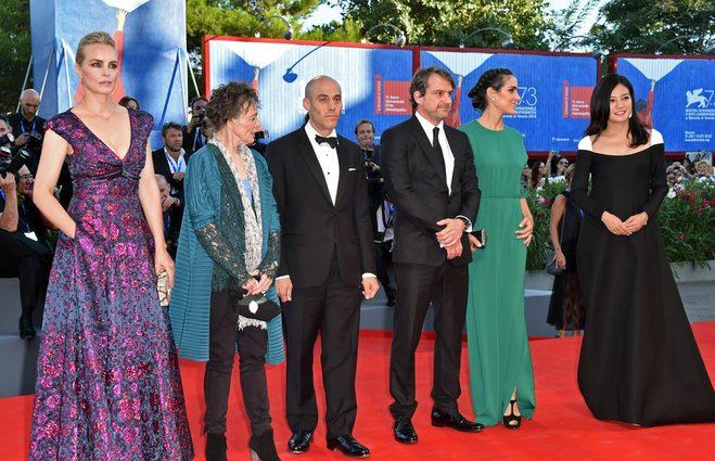 Венецианский кинофестиваль 2016: как прошло открытие (фото)