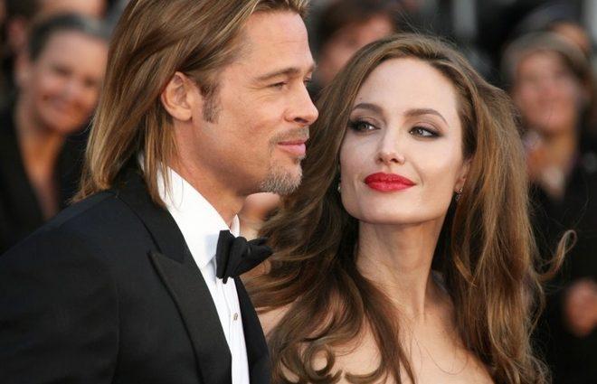 Брэд Питт об Анджелине Джоли: «Она ненормальная, но я все еще люблю ее» (фото)