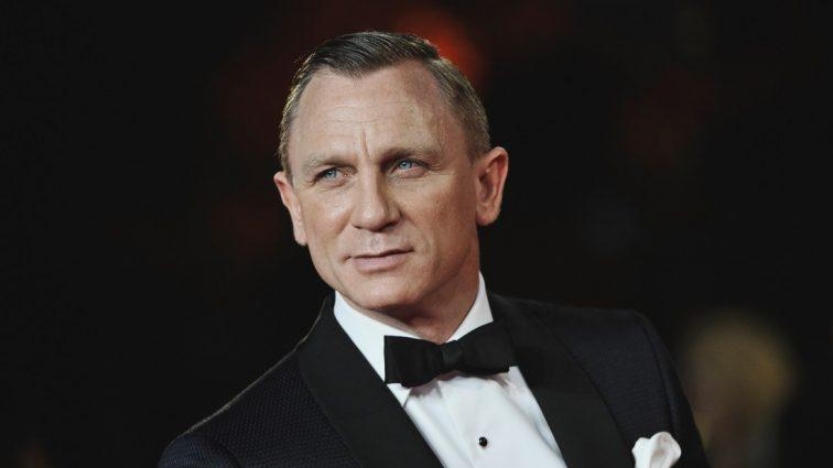 «Агент 007» Дэниел Крейг стал альбиносом (фото)