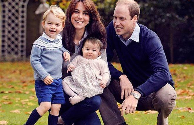 Кейт Миддлтон и принц Уильям впервые взяли дочь в официальную поездку (фото)