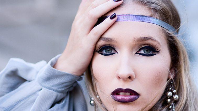 Ведущая Екатерина Осадчая отправилась в модели (ФОТОДОКАЗАТЕЛЬСТВО)