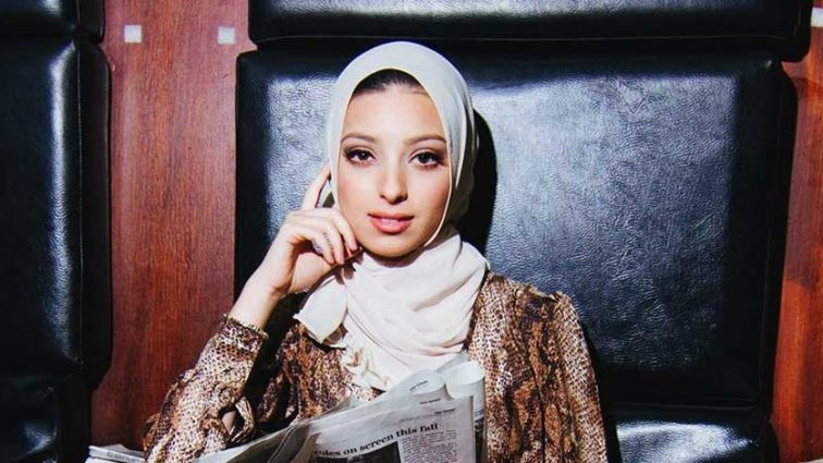 Горячая мусульманка появилась на страницах Playboy (ФОТО)