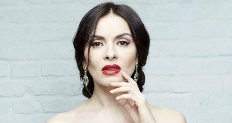 Певица и ведущая Надежда Мейхер снялась в рекламе собственного бренда (ФОТО)