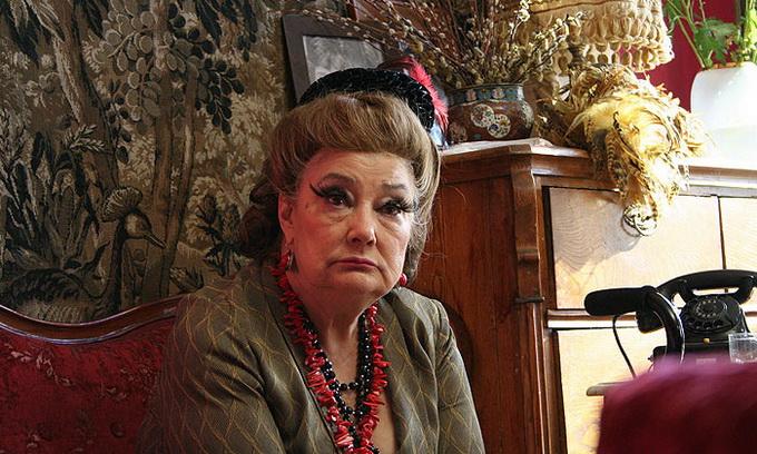 Татьяна Самойлова ради роли в «Анне Карениной» похудела на 10 килограммов (фото)