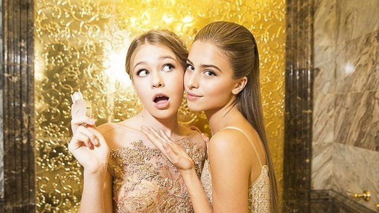 Малолетняя внучка Софии Ротару и дочь Веры Брежневой шокировали откровенной фотосессией (ФОТО)