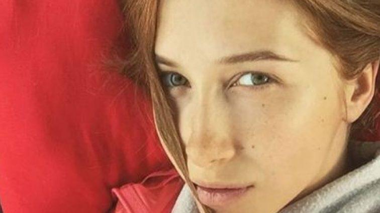 Дочь Снежаны Егоровой впервые показала новорожденного сына (ФОТО)