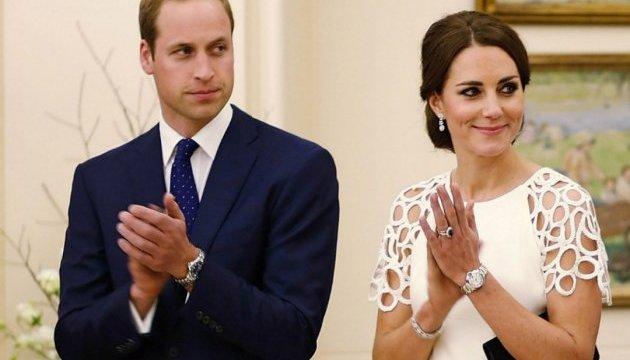 Принц Уильям поддержал намерения принца Гарри относительно его возлюбленной (ФОТО)