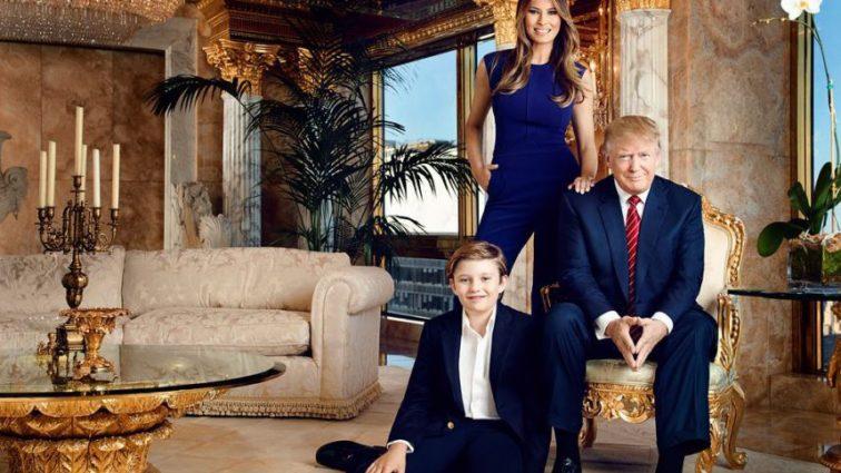 Роскошь впечатляет: где и как живет Дональд Трамп (ФОТО)
