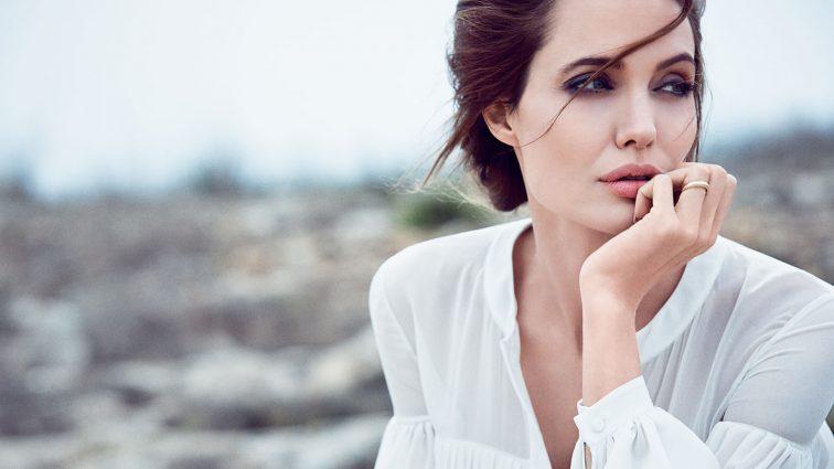 Анджелина Джоли напугала внешним видом после развода (ФОТО)