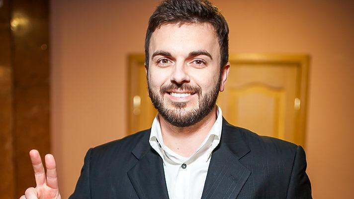 Телеведущий Григорий Решетник показал свою будущую невестку (ФОТО)