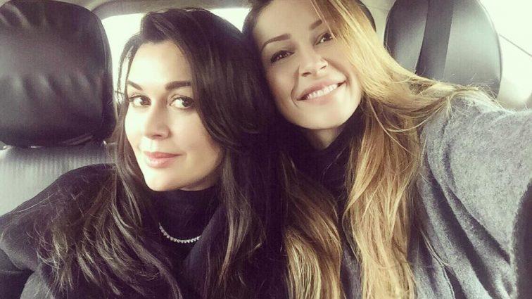 Дочь Анастасии Заворотнюк опубликовала интимное фото в мини-платье (ФОТО)