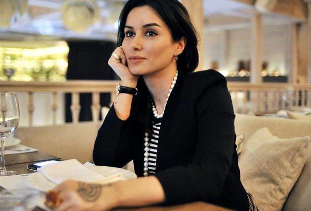 41-летняя Тина Канделаки показала, какой она была в 19 лет (ФОТО)