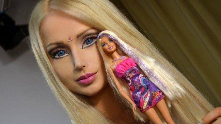 Одесская Барби без макияжа напугала светскую тусовку своим лицом (ФОТО)