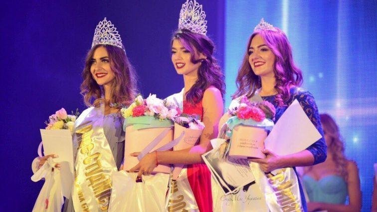 В Киеве выбрали самую красивую студентку Украины (ФОТО)