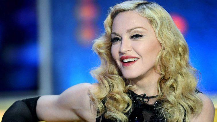 Мадонна стала «Женщиной года» по версии Billboard (ФОТО)