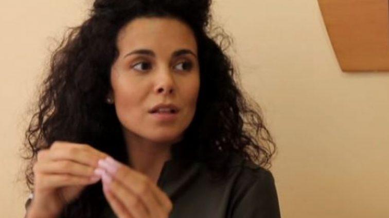 Докатилась: Настю Каменских жестоко выпороли плеткой как в эротическом видео (ФОТО)