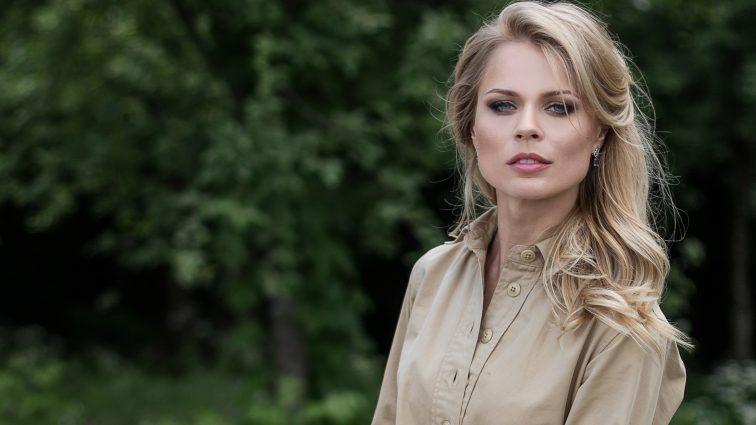 Ольга Фреймут дала откровенные ответы на вопросы поклонников