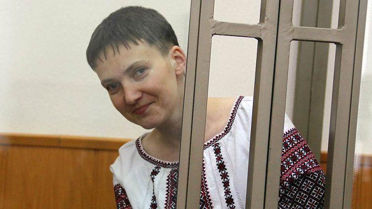 Еще та шалунья: Надежда Савченко показала своего любовника, вы онемеете от ее избранника (ФОТО)