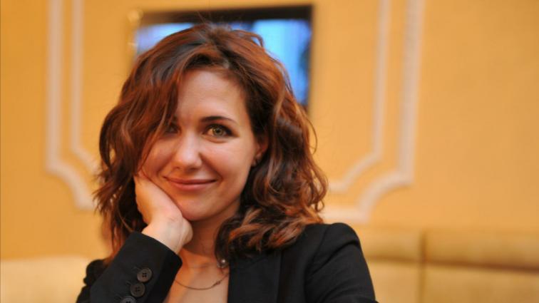 Актриса Екатерина Климова показала татуировку на интимном месте (ФОТО)