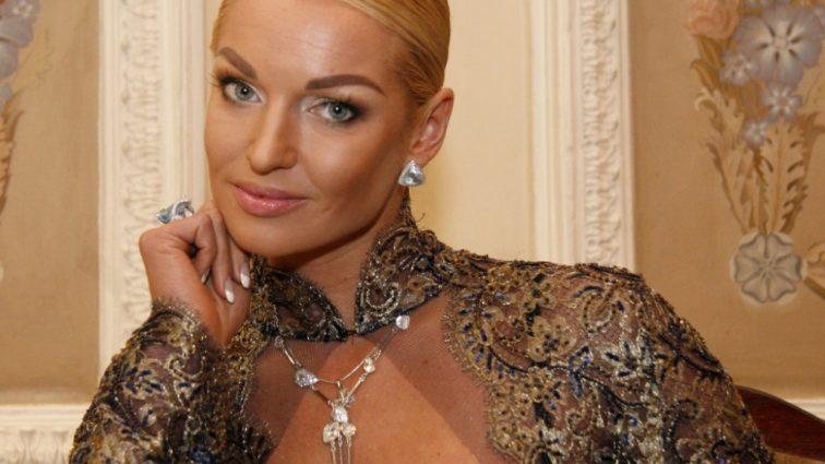 Анастасия Волочкова в мини-бикини шокировала эротическими фото в спа-салоне (ФОТО)