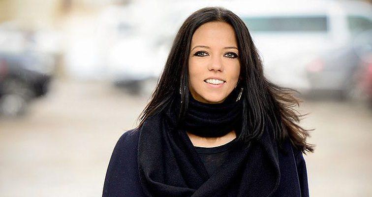Бесстыжая экс-супруга Потапа Ирина Горовая задрала ноги и показала свои обнаженные интимные места (ФОТО)