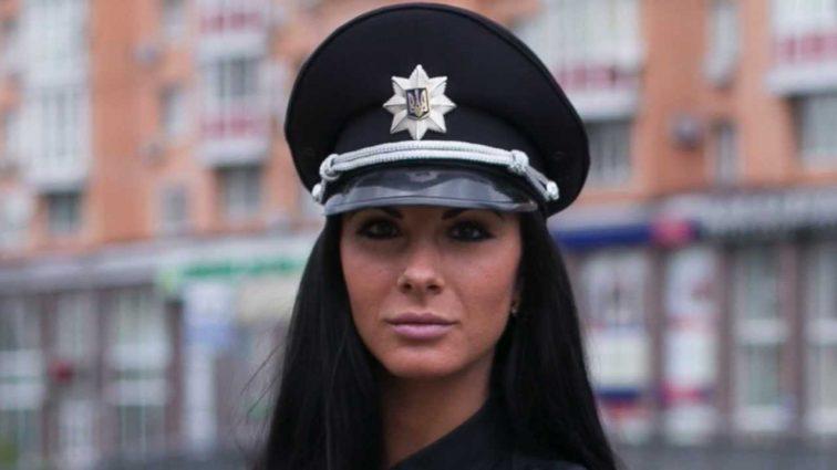 Секси-коп Людмила Милевич рассказала, сколько у нее было мужчин