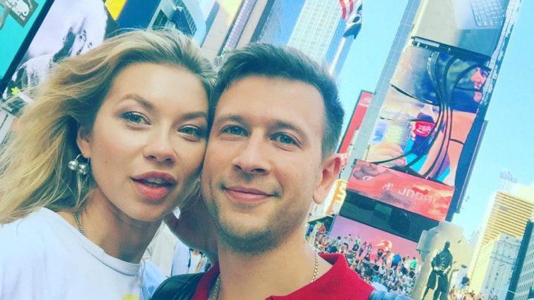 Жена Дмитрия Ступки показала «гигантскую» голую грудь в откровенном наряде (ФОТО)