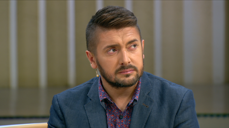 Скандал года: Телеведущий Алексей Суханов развелся с женой, вы онемеете от причины (ФОТО)