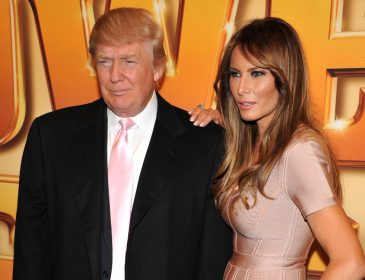 То что сделали Дональд и Мелания Трамп перед инаугурацией, удивило весь мир