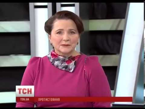 «Организаторы евромайдан предатели Украины» — Нина Матвиенко.