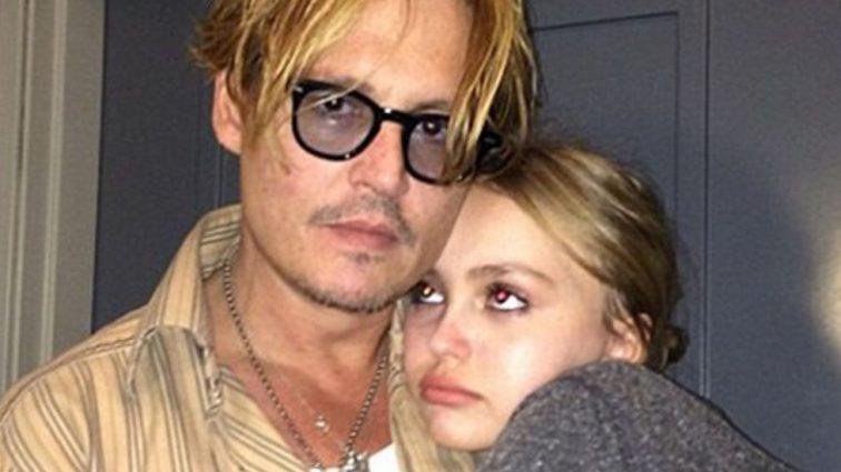 Дочь Джонни Деппа рассказала о своей тяжелой болезни