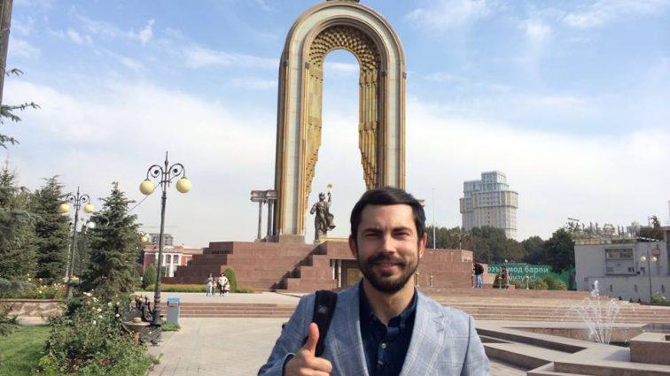 Сенсация: телеведущий Андрей Бедняков впервые показал всей стране дочь и любимую жену (ФОТО)