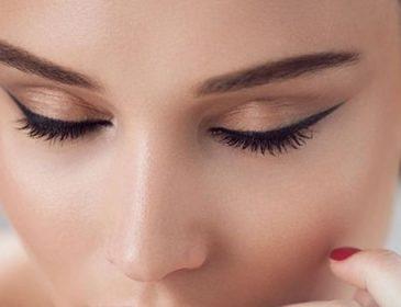 Стильный зимний макияж глаз (ФОТО)