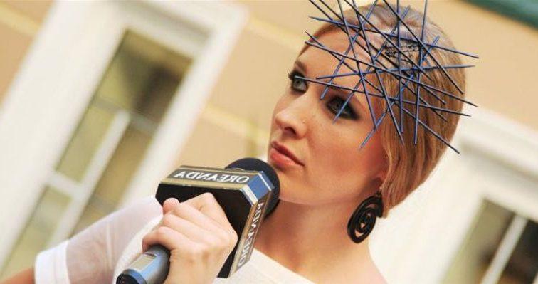 Беременная Катя Осадчая свалила всех наповал, выйдя в люди в платье с прозрачным низом (ФОТО)