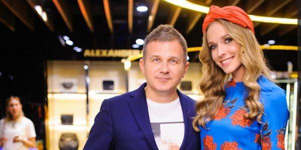 В сеть попало семейное видео Осадчей и Горбунова