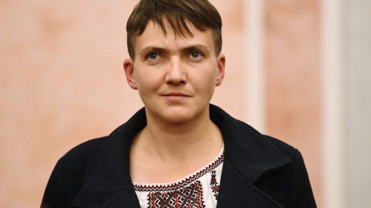 Страна в шоке: в Сеть попал интимный снимок Надежды Савченко с ее любовником (ФОТО)