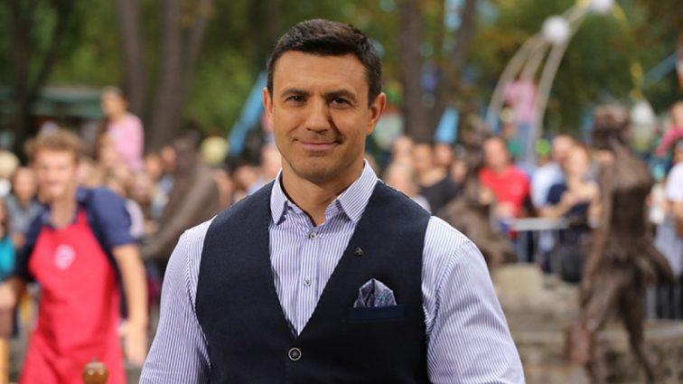 Званые гости: Николай Тищенко посетил роскошное поместье родителей молодой жены (ФОТО)
