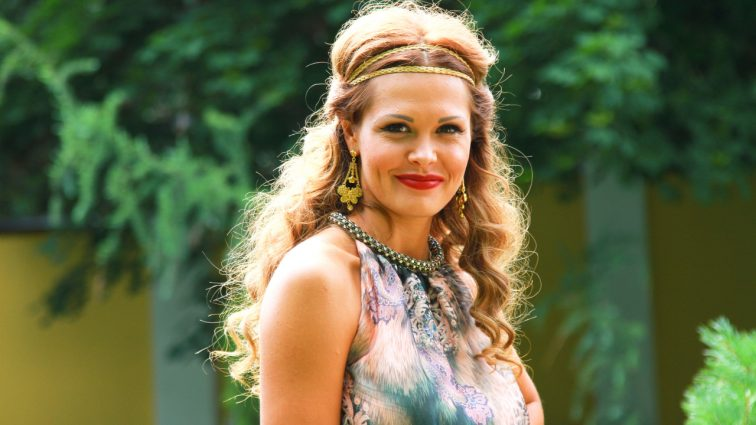 Актриса Мария Горбань в купальнике показала, как проводит отпуск (ФОТО)