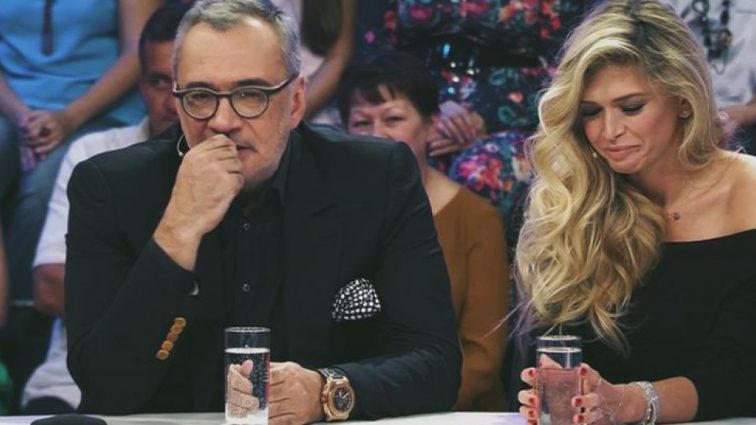 Вера Брежнева и Константин Меладзе показали интим на сцене (ФОТО)