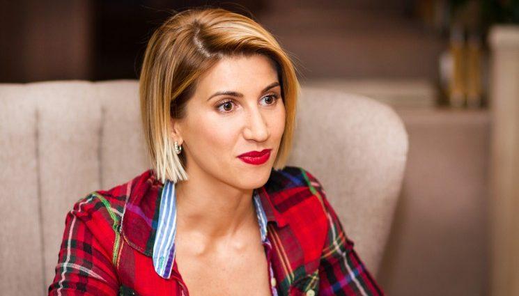 Анита Луценко рассказала, сколько весит после рождения дочери (ФОТО)