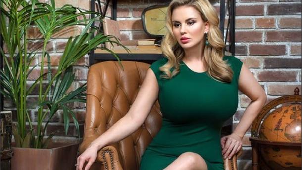 Анна Семенович объяснила, почему до сих пор не решилась родить ребенка (ФОТО)