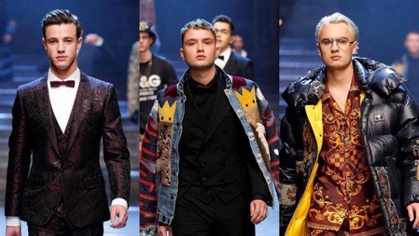 Дети звезд из США приняли участие в показе одежды известного бренда (ФОТО)