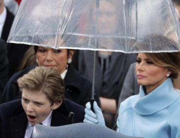 Опозорился на весь мир: как Трамп-младший посрамил семью своим поведением (ВИДЕО)