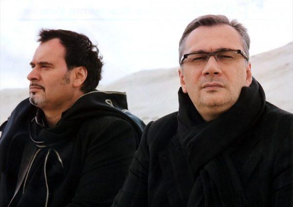 Засекли: Братьев Меладзе «застали» во время объятий с Брежневой и Джанабаевой (ФОТО)