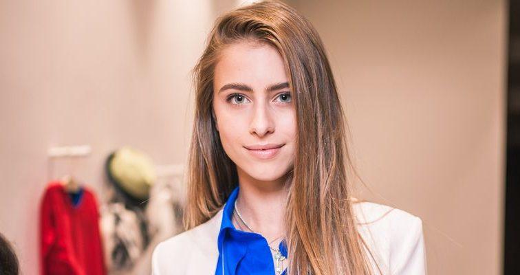 Внучка Софии Ротару стала лицом МБКФД (ФОТО)