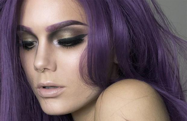 Новый ультрамодный тренд: цветные брови (ФОТО)