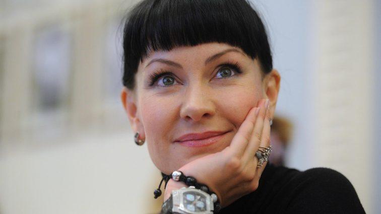 Актриса Нонна Гришаева впервые показала всю свою семью (ФОТО)
